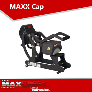 Stahls' MAXX Digital CAP Heat Press MAXXC