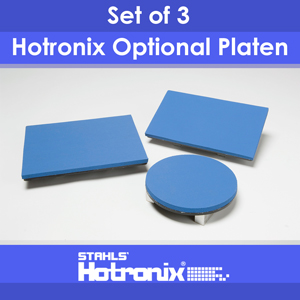 Optional Platen Combo for Hotronix Fusion Heat Press