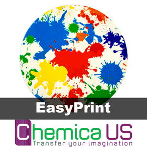 "Chemica 1702 EasyPrint Heat Transfer Vinyl 30""x22 Yards"