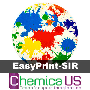 "Chemica 1712 EasyPrint SIR Heat Transfer Vinyl 15""x22 Yards"