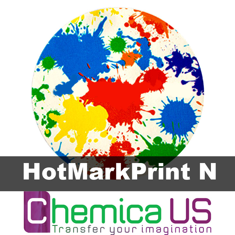 "Chemica 1992 HotMarkPrint Nylon 15""x22 Yards"