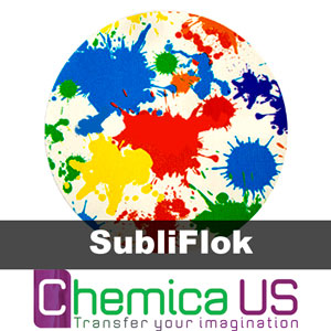 "Chemica 1602 SubliFlok 15""x22 Yards"