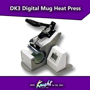 Digital Knight Mug Press