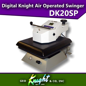 Digital Knight 20x25 Air Jumbo Swing