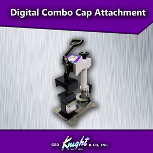 Digital Combo Cap Attachment