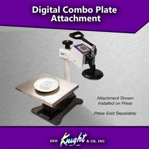Digital Combo Plate Attachment