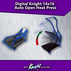 Digital Knight Clamshell, 16 x 20, Auto Popup