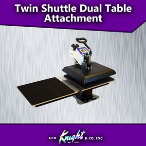 DC Twin Shuttle Attachment