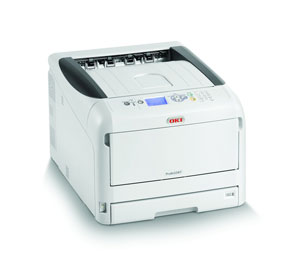 OKI PROCOLOR PRO8432WT WHITE TONER LED LASER PRINTER
