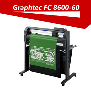 GRAPHTEC FC8600-60 Professional Cutting Plotter - 24""